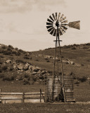 Windmill, Menifee Valley, CA