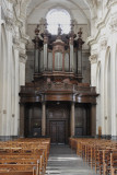 Cathedral in Mons