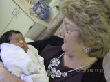 Anabelle and Grandma Cheryl