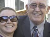 Amanda and Grandpa John