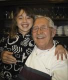 Dani and Grandpa John