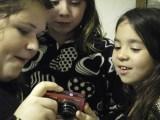 Katie, Dani and Layla