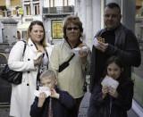 Desiree, Jacob, Cheryl, Allan, Ashton in Mons, BE