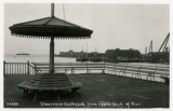 Dockyard from upper deck of pier