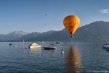 Lake Geneva at Montreux