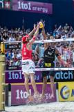 Bellaguarda - Heuscher (SUI) vs Ricardo - Cunha (BRA)