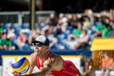 Ricardo - Cunha (BRA) vs Rogers - Dalhausser (USA)