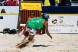 Nicolai - Lupo (ITA) vs Rogers - Dalhausser (USA)