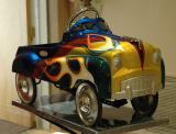 College of Technology car paint job shown at ISU Recruiting Fair DSC_6915.jpg