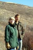 My Wife Deborah Arnold with Roger Schieß DSCF0326.jpg