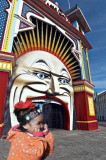 Luna Park gate fear ~