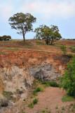 Bacchus Marsh terrain