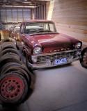 Old Holden ute