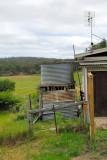 Water tanks on farm