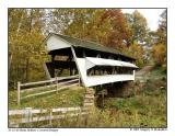 Mink Hollow Covered Bridge