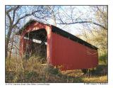 Cemetery Road / Glen Helen Covered Bridge