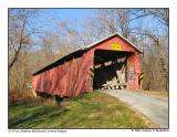 Charlton Mill Road Covered Bridge