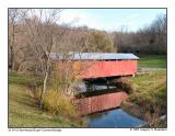 Stevenson Road Covered Bridge