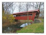 James Thornbury No1 Covered Bridge