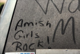 Amish girls rock