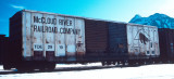 Railroad Rolling Stock Roster Shots