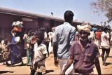 Passenger train Rameswaram to Mandapam