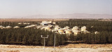 Temporary tent-city near Persepolis
