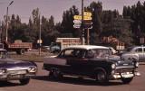 roadsign in Turkey 1975