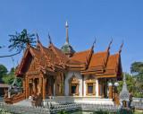 Wat Ban Tha Bo วัดบ้านท่วบ่อ