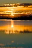 Lake Hefner Sunrise