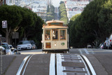 Morning Cable Car