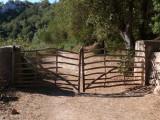 Natural gates.