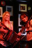 Accordéoniste et violoniste - Dublin