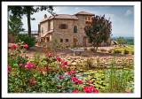 Raffaldini Winery from garden