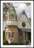 Laurel Hill Cemetery Chapel Entrance