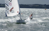 LASER  EUROPE  CUP  2008- AABENRAA