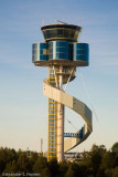 Sydney Airport air traffic control tower
