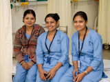 New nurses - new dept