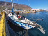 Isafjordur harbour