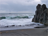 Sea sculptures