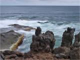 Wet erosion