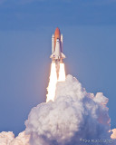 Shuttle Launch Photography