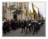 Colchester Remembrance Day Parade 9.November 2008