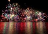 International Freedom Festival Fireworks 2008