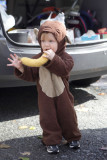 You can keep your Halloween candy.  I'm eating this banana.
