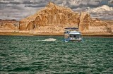 Nice houseboat