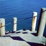 Roll 34: Steps at the Minack