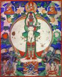 Avalokiteshvara - (1,000 hands)