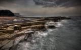 Saltwick Bay Storm