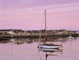 Findhorn Moonrise